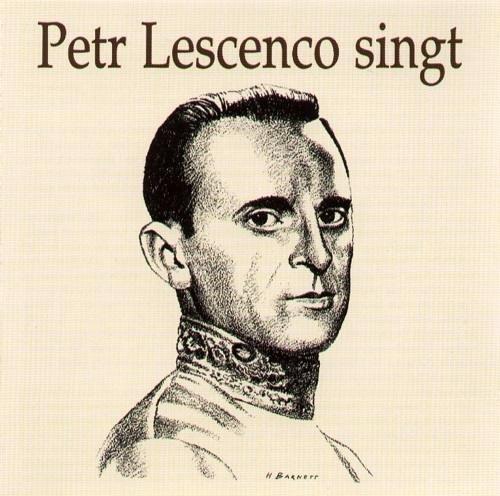 Петр Лещенко - Petr Lescenco singt (2001)