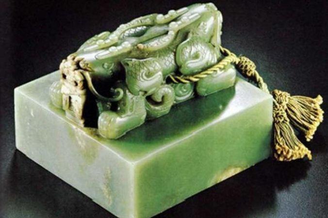 Легенда об императорской нефритовой печати, таинственно исчезнувшей в Китае